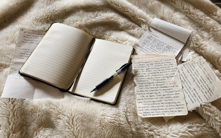 three tips for starting a new chapter inlife